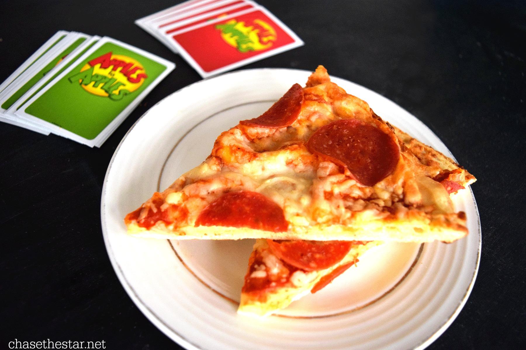 Game Night Pizza #BigPizzeriaTaste #Pmedia  #ad
