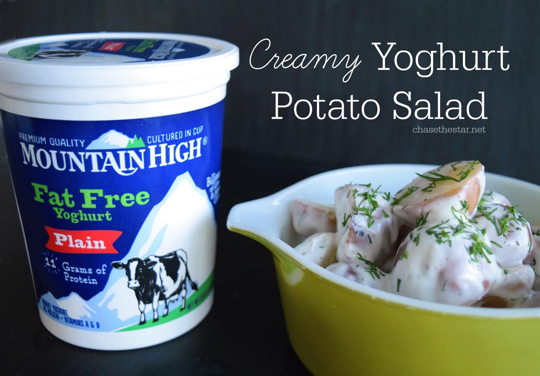 Healthier Choice Creamy Yoghurt Potato Salad httpsooh.lia26c12b