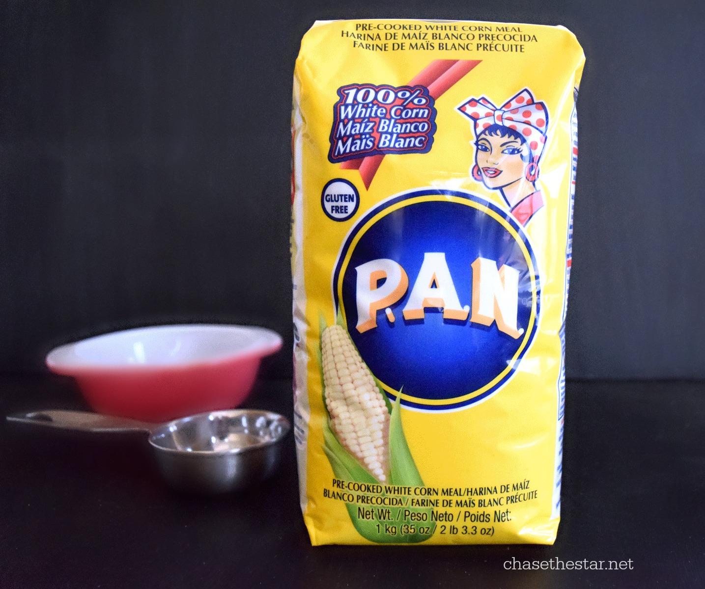Honey Butter Cornbread #recipe #PanFan #IC #ad