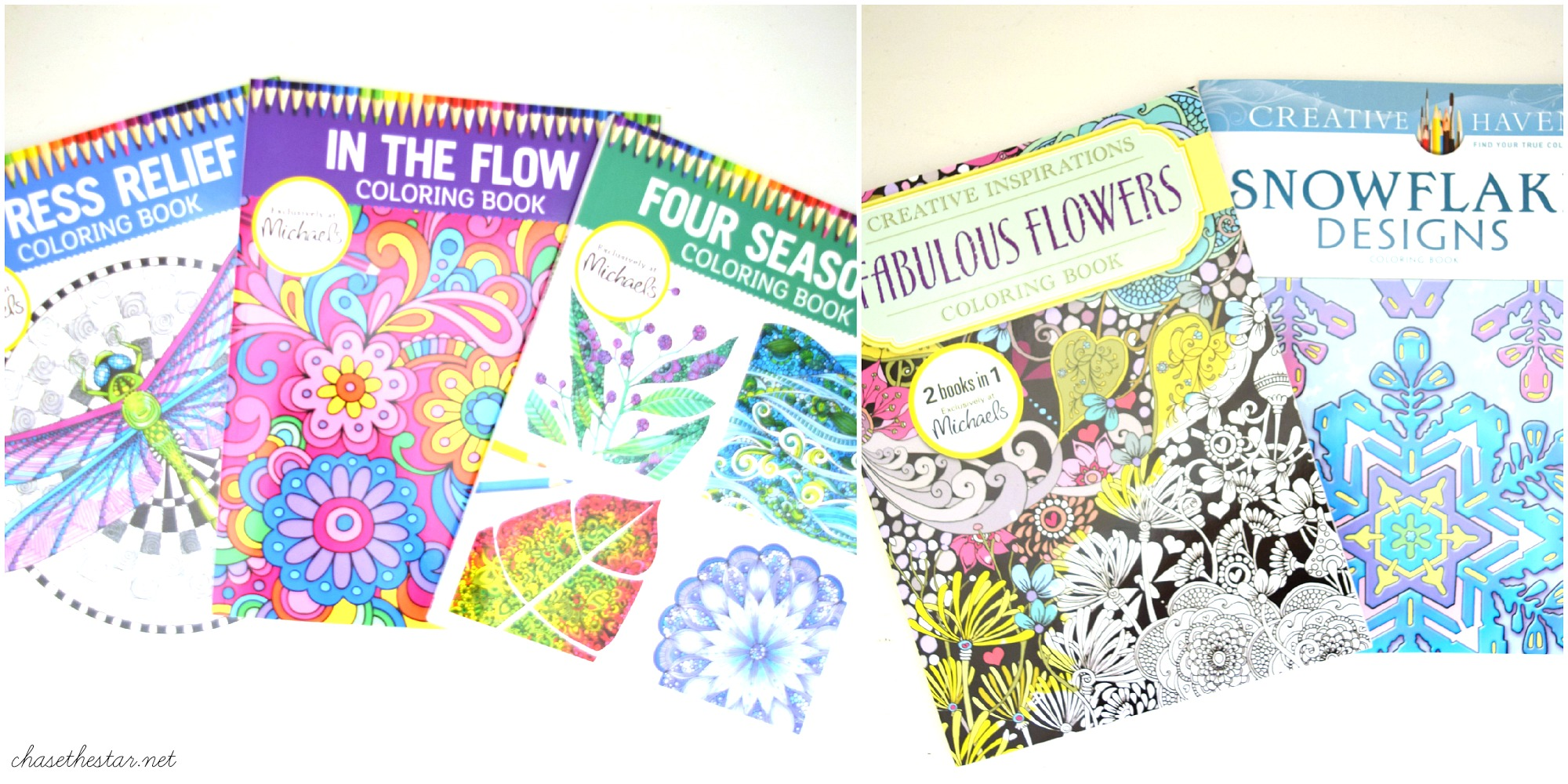 Adult Coloring Books from @MichaelsStores #michaelsmakers