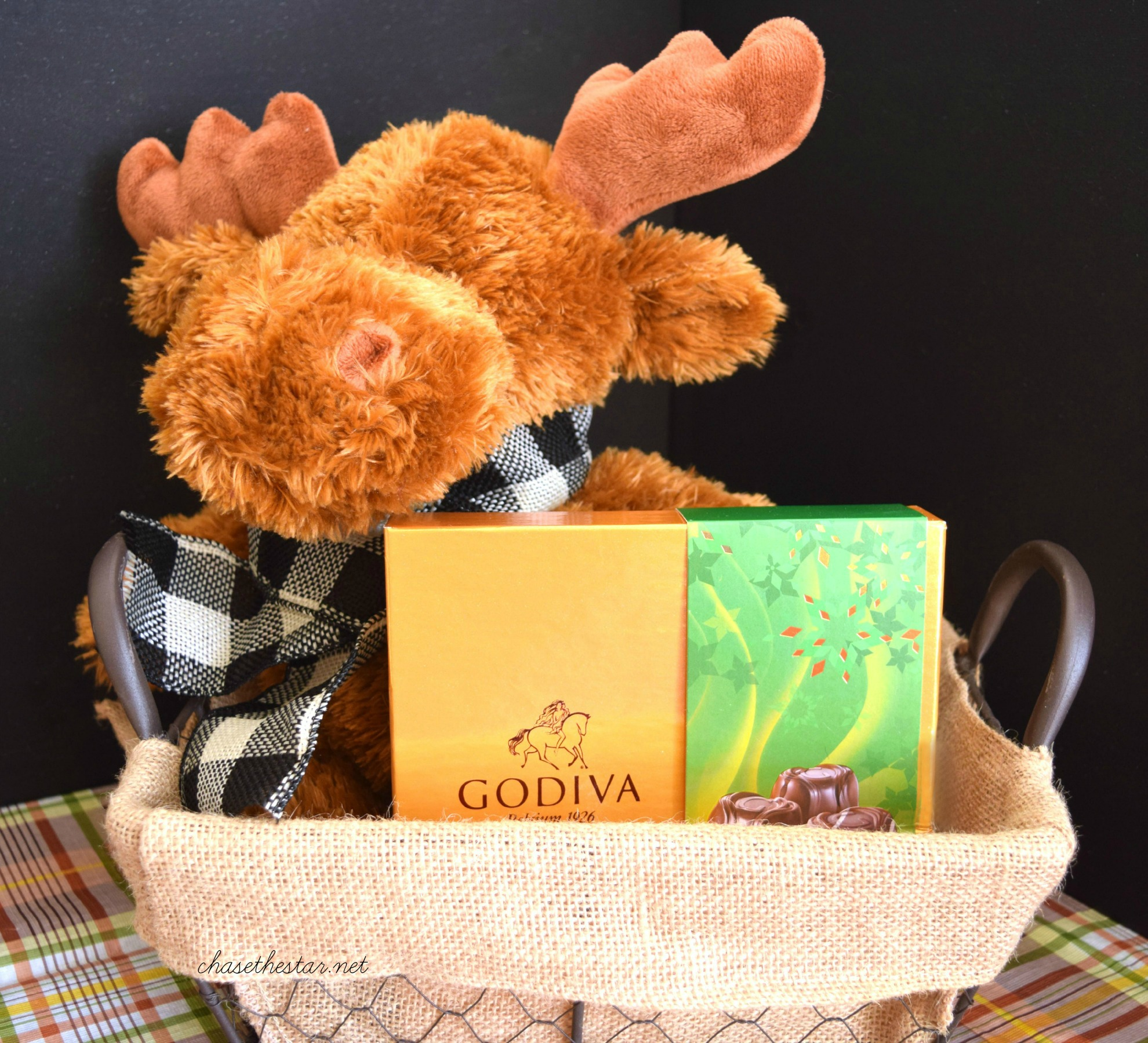Give him a gift he'll love...Guys want chocolate too! #giveGODIVA