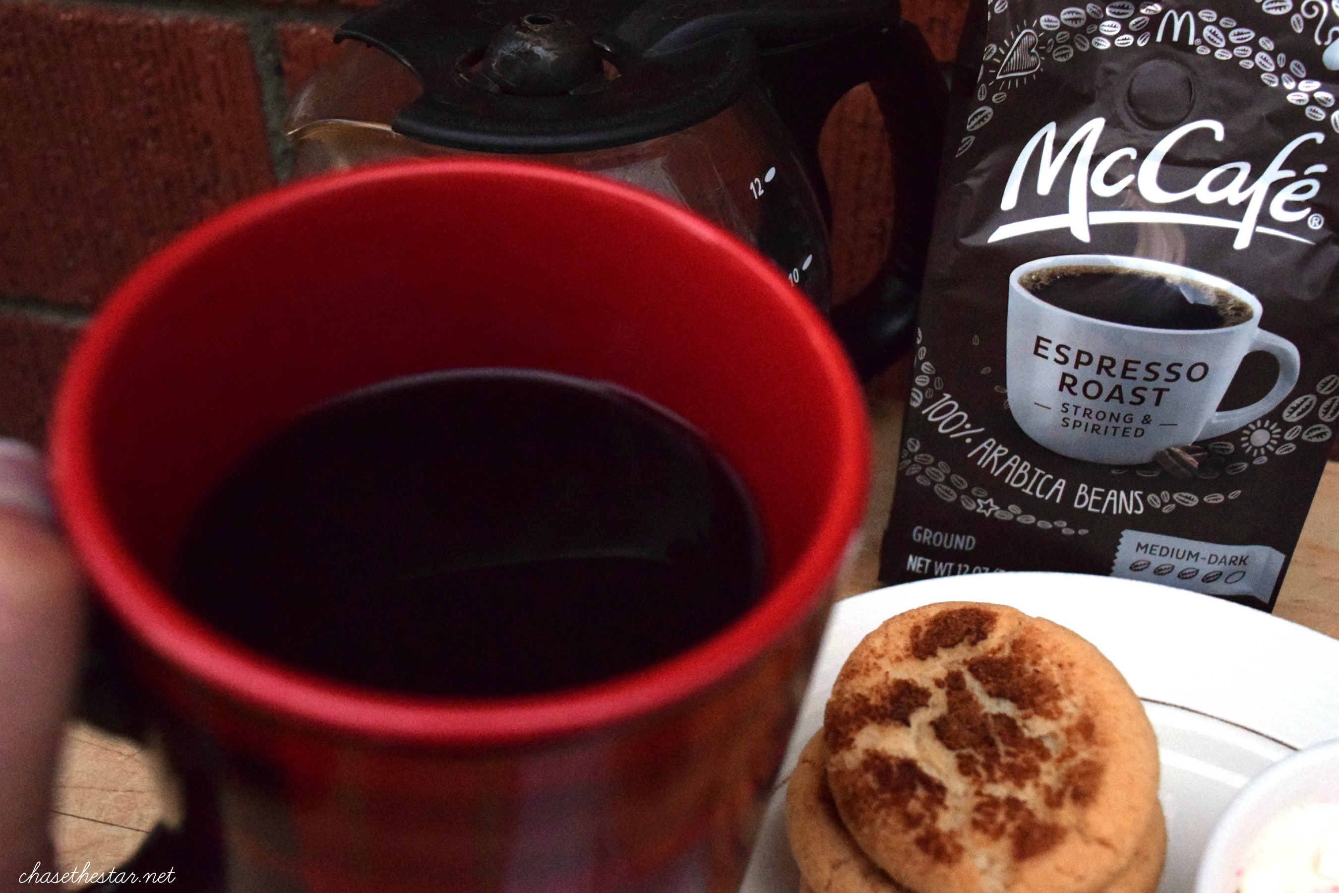 Love that I can make my own McCafe coffee at home now! #McCafeAtHome #IC #ad