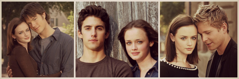 Gilmore Girls boyfriends