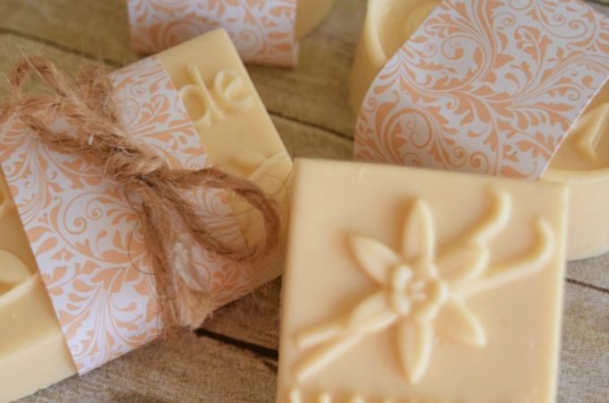 DIY Soap Bars- Make your own soap bars with this easy to follow recipe, perfect for beginners!