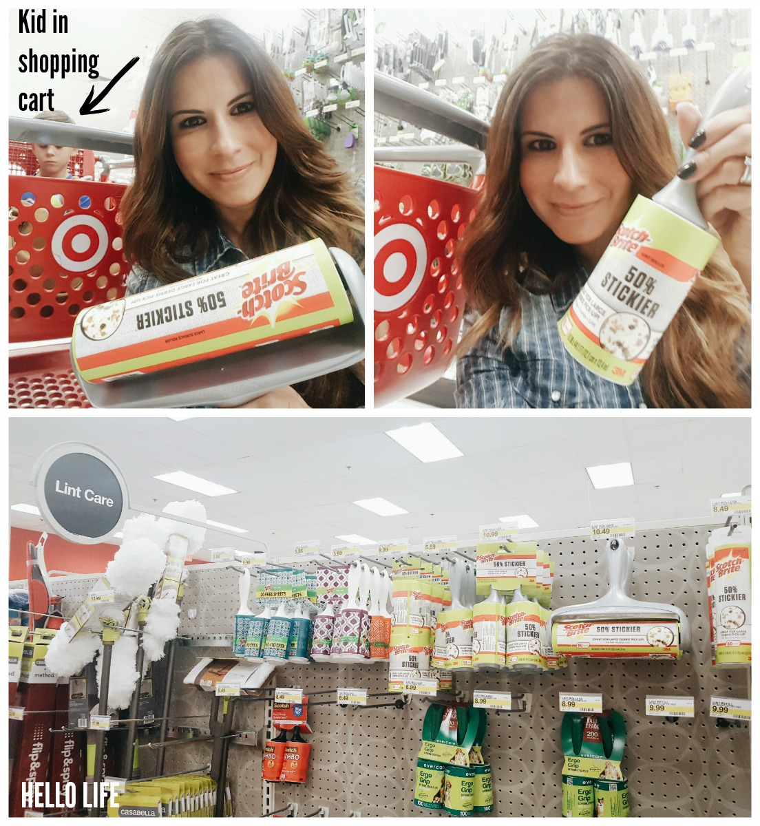 shopping-for-scotch-brite-lint-roller-at-target-rollawaylint-ad